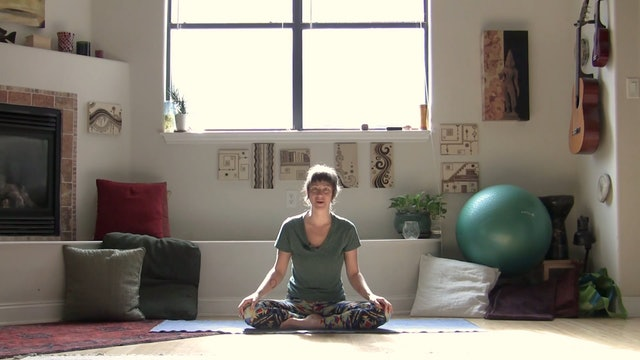 Yoga for back pain relief Day 2