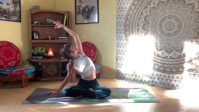 Gentle Evening Yoga Flow Before Bed
