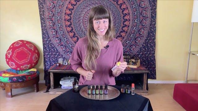 Essential Oil Bug Repellent & Skin Balm