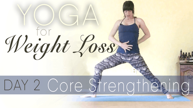 Weight Loss - Day 2 Core Strengthing