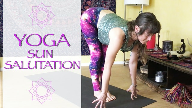 Yoga Sun Salutation Breakdown