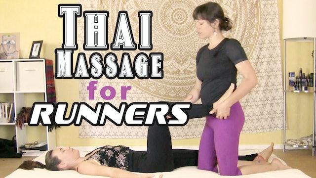 Thai Massage for Runners