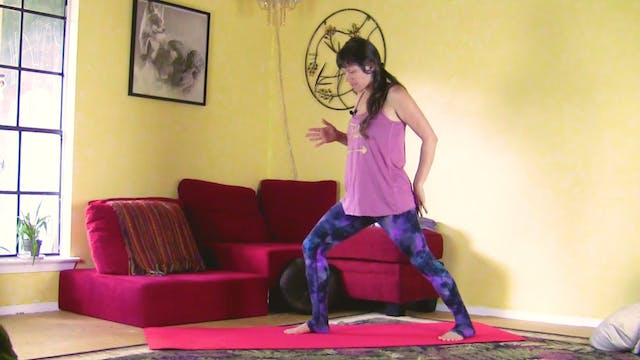Yoga for Knee Recovery - Part 2