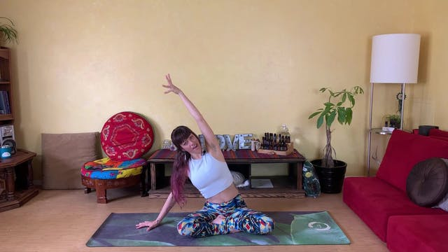 Beginner's Yoga Flow