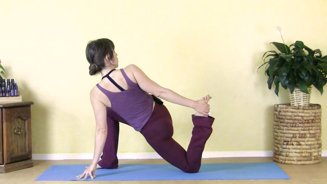 Yoga for Flexibility - Hips and Hamstrings