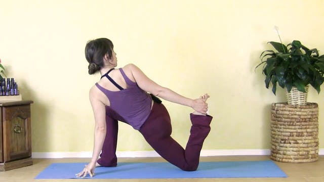 Yoga for Flexibility - Hips and Hamst...