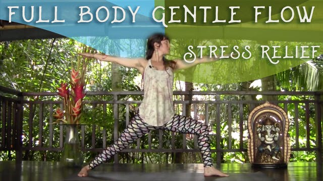 Full Body Gentle Flow- Stress Relief