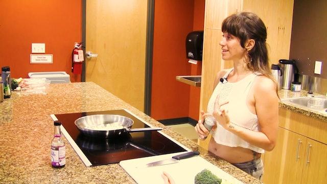 Essential Nutrition - Quick Stir Fry