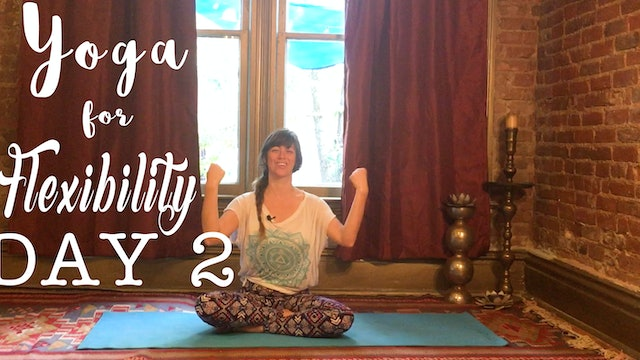 Yoga for Carpal Tunnel - Flexibility Day 2 of 7