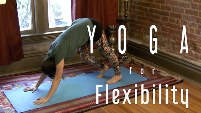 Yoga for Flat Feet - Flexibility Day 1 of 7