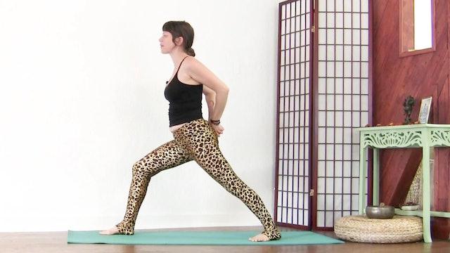 Full body Flow Intermediate/Advanced