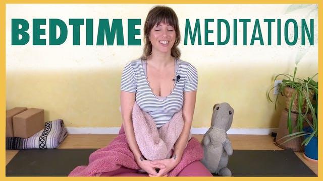 Meditation for Bedtime