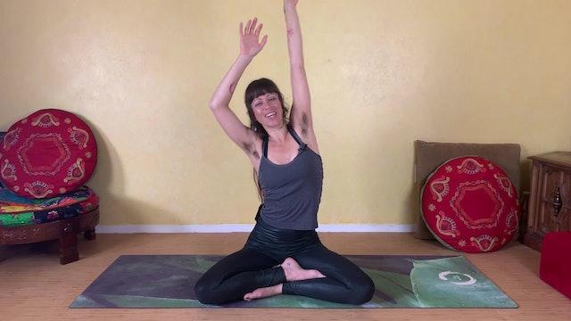 Upper Back, Neck and Shoulder Stretches