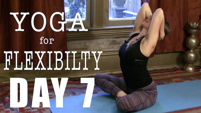 Yoga for Flexibility  Shoulders and N...