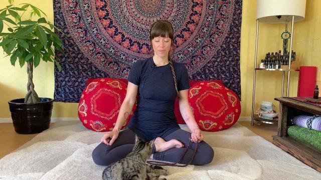 Mala Bead Meditation - Positive Affirmations