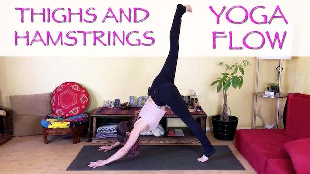 Hips & Hamstrings Yoga Flow