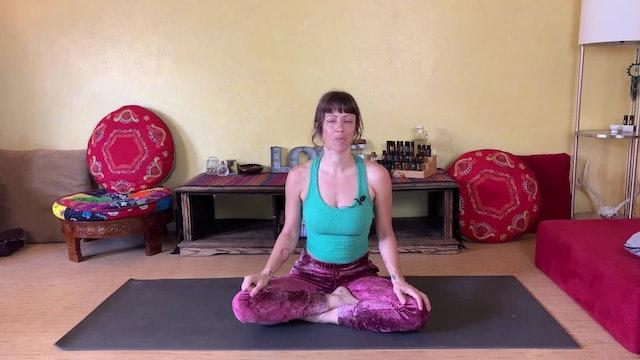 Relaxing Yoga Flow