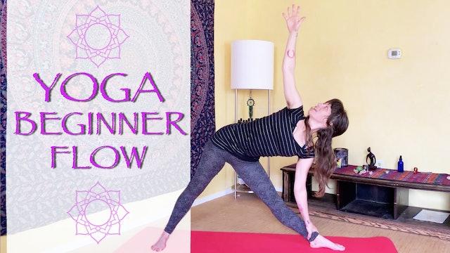 Beginner's Yoga Flow