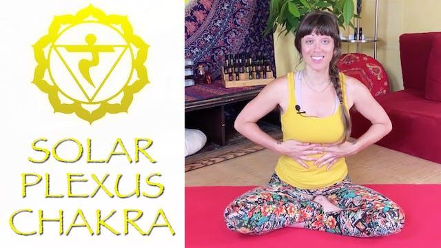 Solar Plexus Chakra Flow