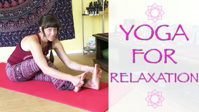 Long Yoga Flow for Relaxation