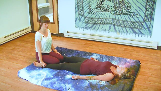 Thai Massage Low Back and Hip Pain