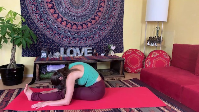 Gentle Flow for Hip and Back Flexibility