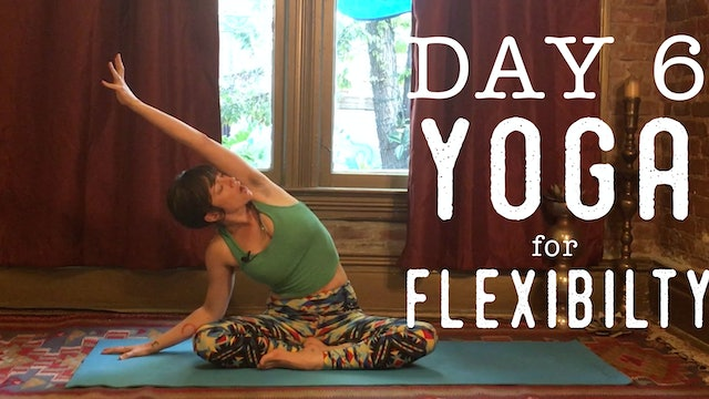 Yoga for Low Back Pain Day 6 of 7