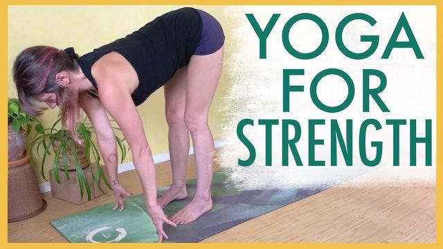 Full Body Flow for Strength