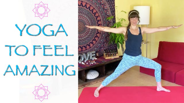 Yoga to Feel Your Absolute Best