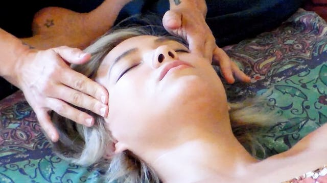 Relaxing Face Massage