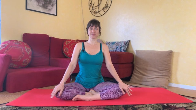 Yoga For Neck & Shoulders pain