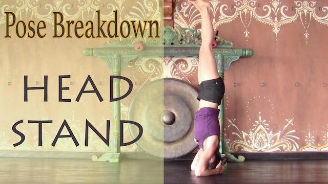 Pose Breakdown - Headstand