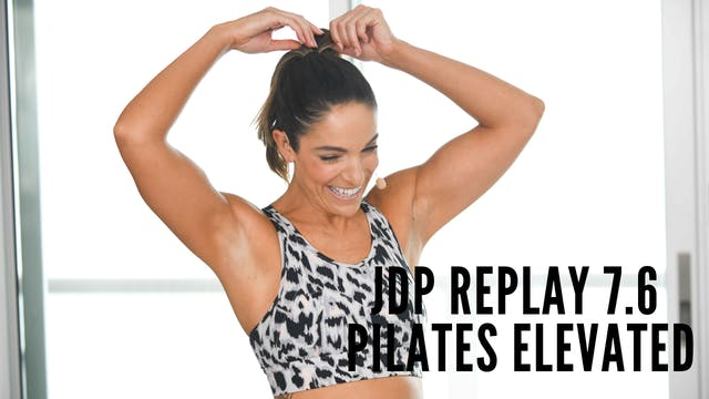 JDP Replay 7.6 Pilates Elevated