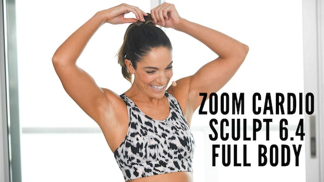 Zoom Cardio Sculpt 6.4 Full Body