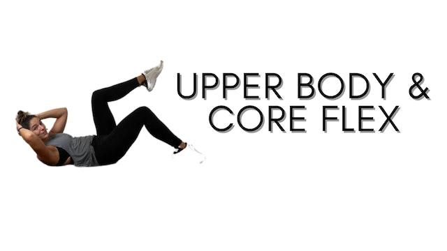 Upper Body & Core Flex