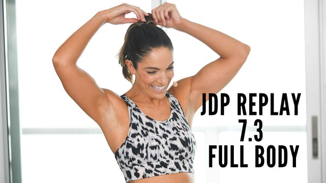 JDP REPLAY 7.3 Cardio Sculpt Full Body
