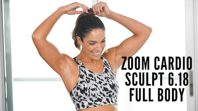 Zoom 6.18 Cardio Sculpt Full Body