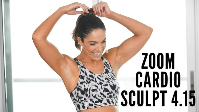 Zoom Cardio Sculpt 4.15