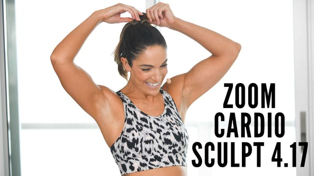 Zoom Cardio Sculpt 4.17