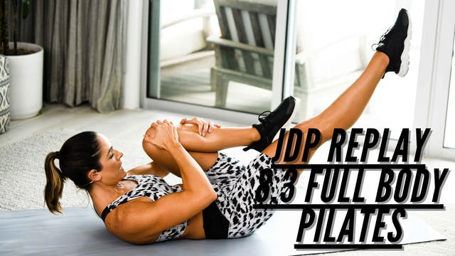 Full Body Athletic Pilates