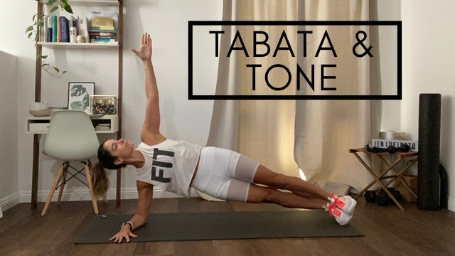 Tabata & Tone