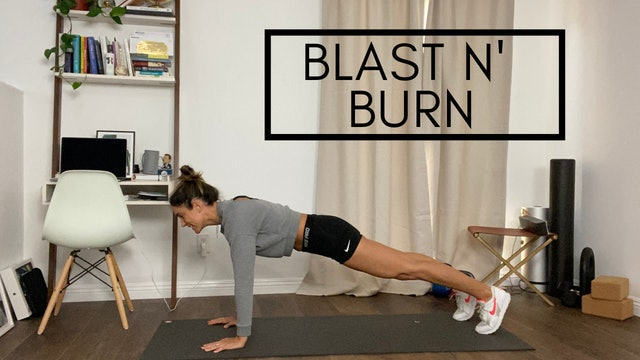 Blast and Burn