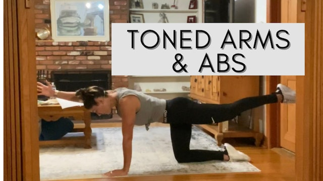 Toned Arms & Abs