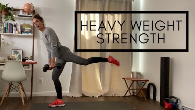 Heavy Weight Strength