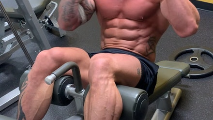 Jeremy Rock Sons Fitness Video