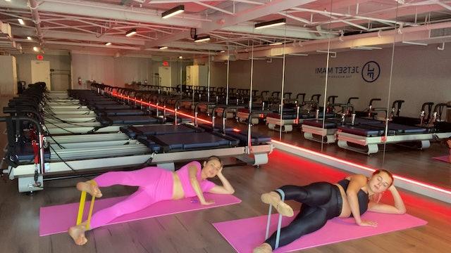 18 Min Full Body w/ Callie & Tamara