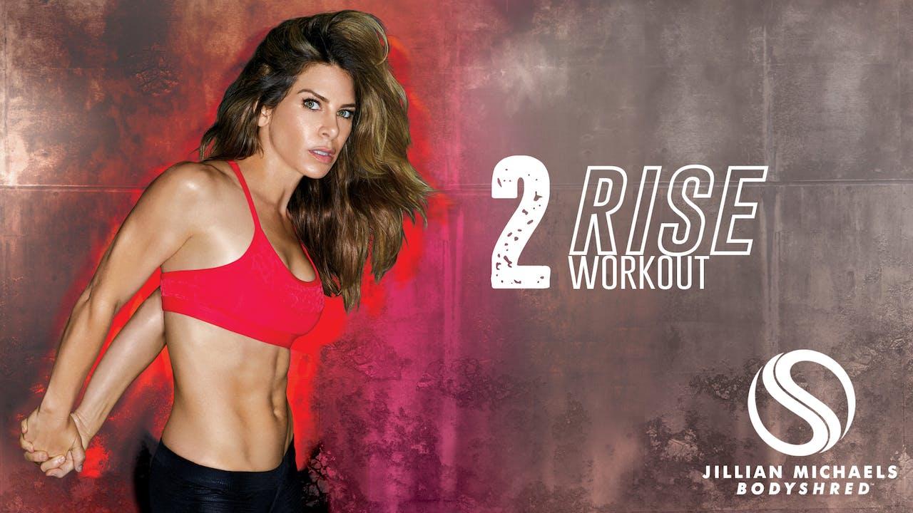 Rise Workout 2 - JILLIAN MICHAELS BODYSHRED™ - Jillian ... | 1280 x 720 jpeg 102kB