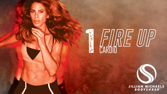 Cardio Workout 1 Fire Up