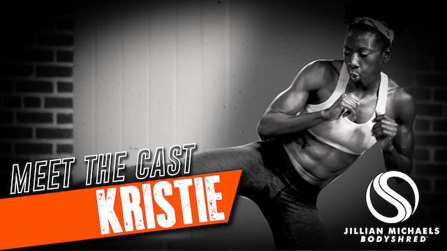BODYSHRED Cast: Kristie