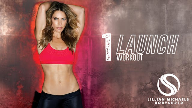 Launch Workout 1